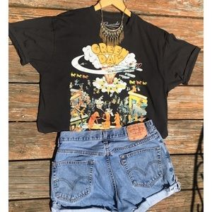 Vintage Green Day Tee